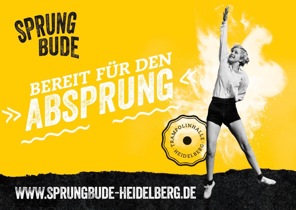 Opening Sprungbude Heidelberg