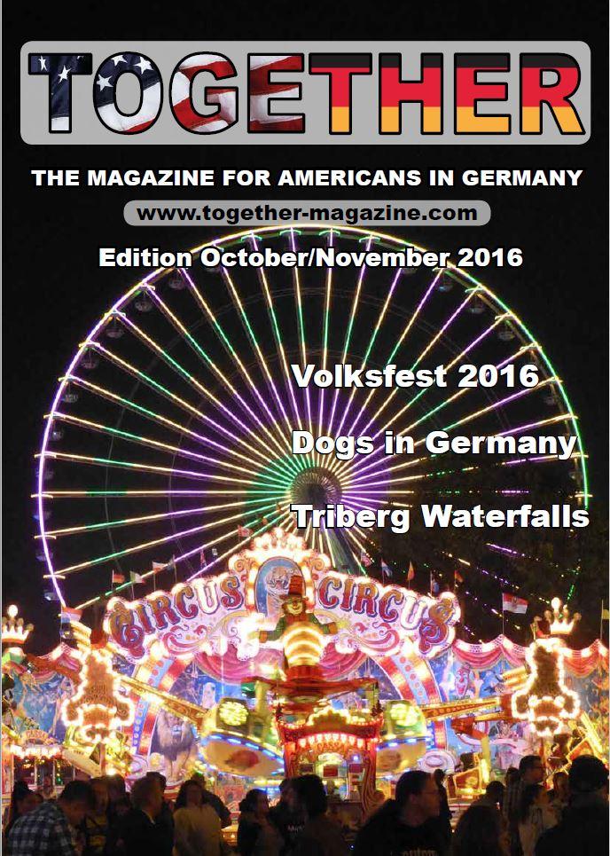 Together Magazine October / November 2016