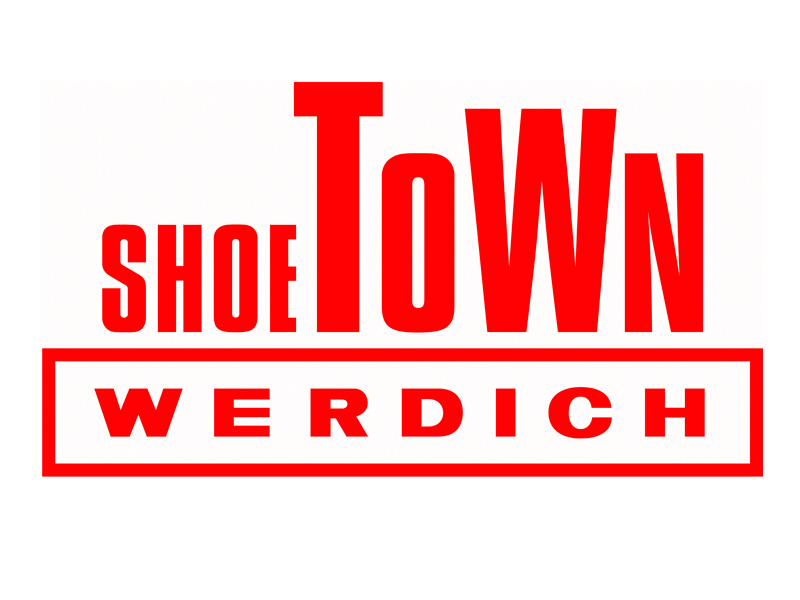 Shoe Town in the Schwabengalerie in Vaihingen