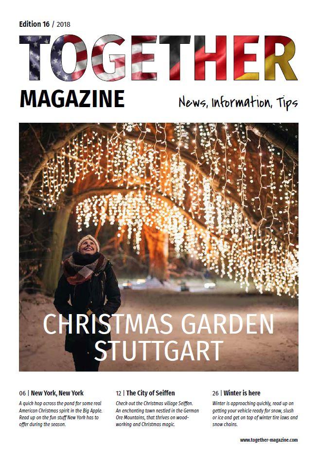 Together Magazine Edition 16 / Year 2018