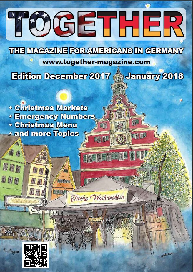 Together Magazine December 2017 / January 2018