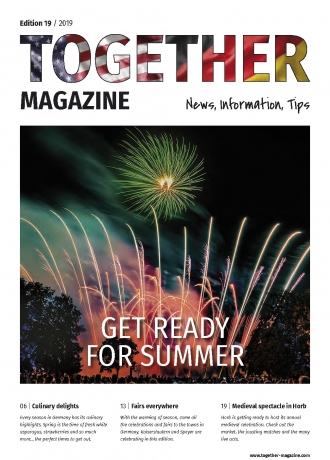 Together Magazine Edition 19 / Year 2019