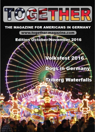 Together Magazine Edition 4 / Year 2016