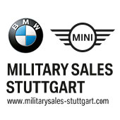 BMW MILITARY SALES STUTTGART