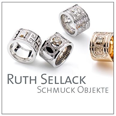 Ruth Sellack Schmuck Objekte