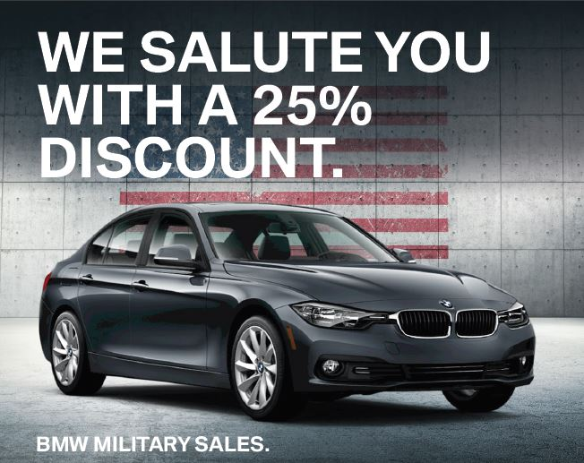 WE SALUTE YOU WITH A 25% DISCOUNT.